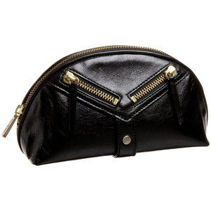 Botkier genuine leather cosmetic bag
